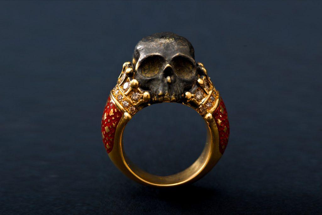Sigfrido Cipolato - memento ring 06